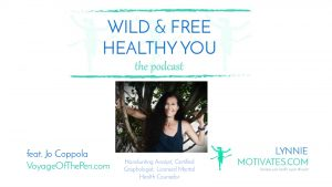 Jo Coppola on the WILD & FREE HEALTHY YOU podcast